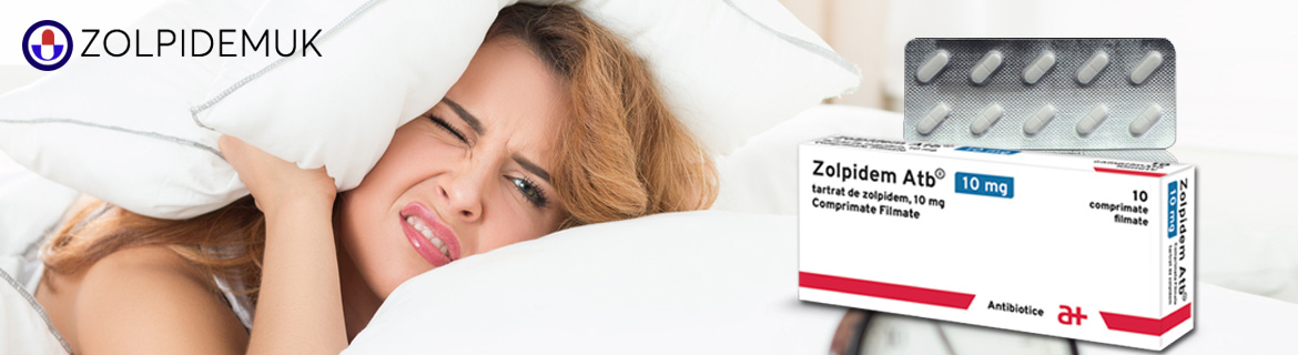 Use Ambien Sleeping Tablets to Treat Insomnia