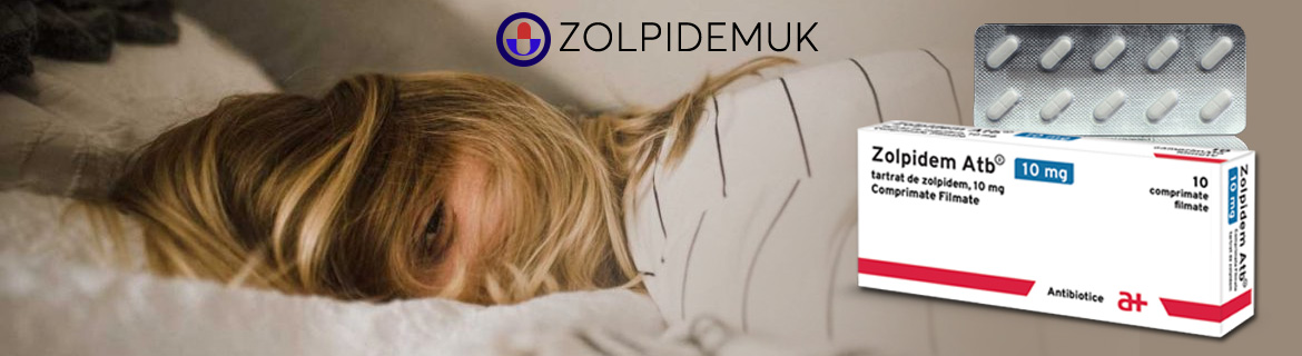 Buy Zolpidem in the UK for Insomnia