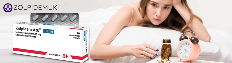 Buy Zolpidem Online to Treat Insomnia