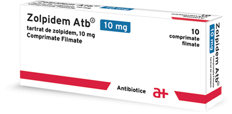 Zolpidem Tartrate 10mg (Ambien)